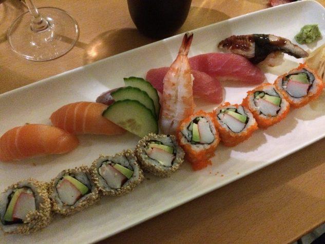 Sushi-moriawase