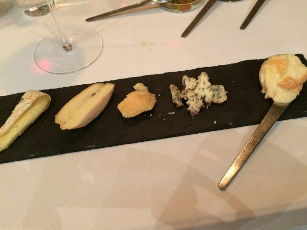 Auswahl vom Käsewagen 1
