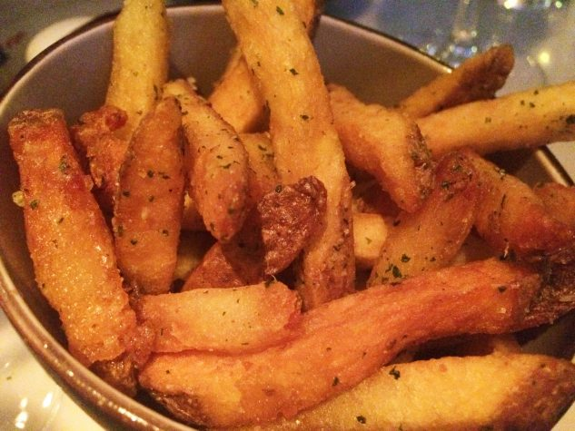 French fries from the Frietboutique with tarragon mayonnaise