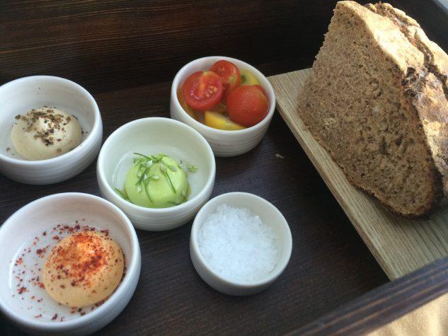 Brot, Butter, Aufstrich
