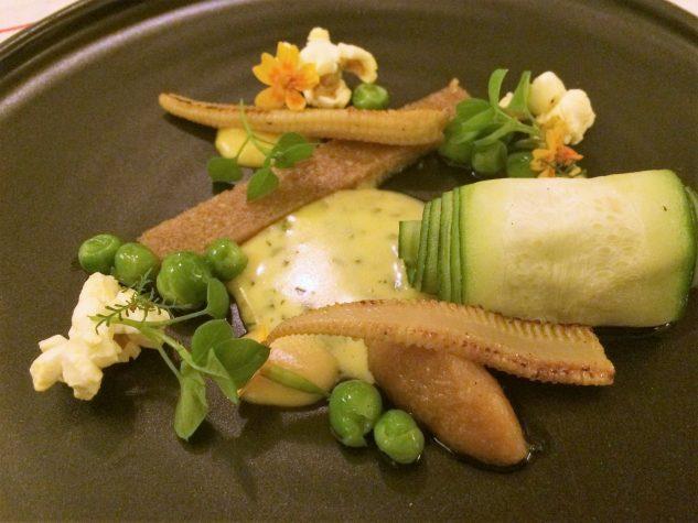 Zucchini • Ananas • Mais • Gewürztagetes