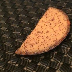 Snack #1 - Tartelette Mohn / Gänseleber