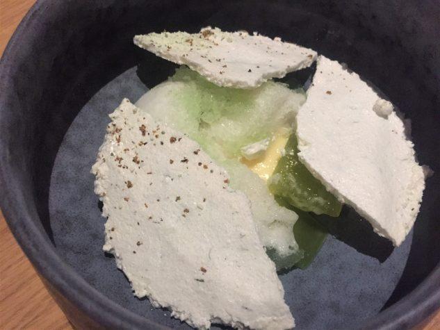 Zitrone, Gurke, Wacholder