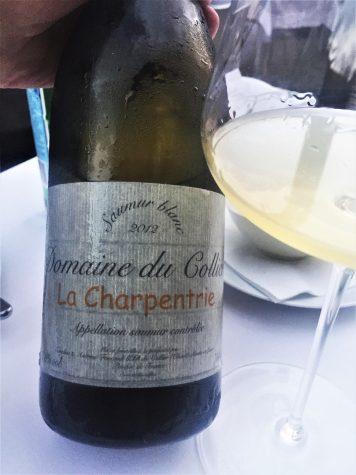 """2012 Domaine du Collier """"La Charpentrie"""""""