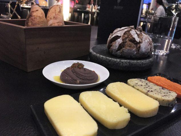 Brot, Butter, Bohnencreme