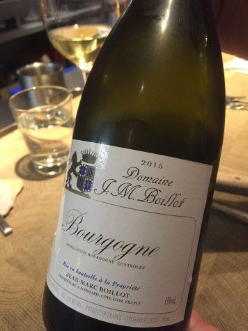 Domaine J.M.Boillot / Bourgogne