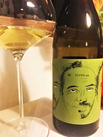 2013 Chardonnay, Klaus Scheu / Jürgen Giesel, Schweigen-Rechtenbach