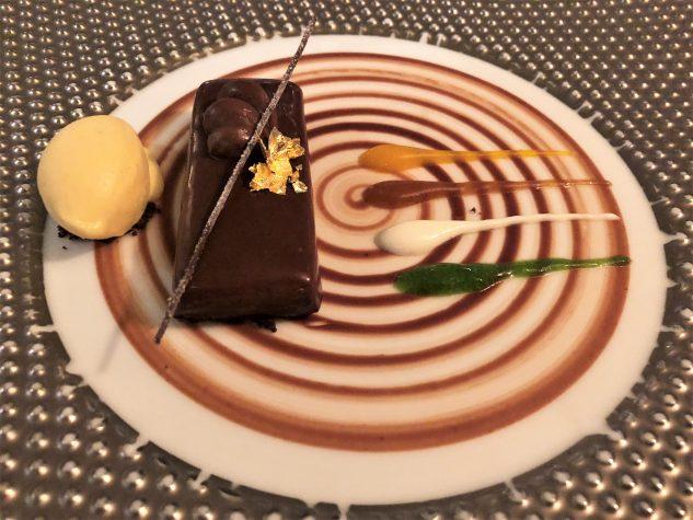 Ocoa Schokolade 80%, Champagner, Banane