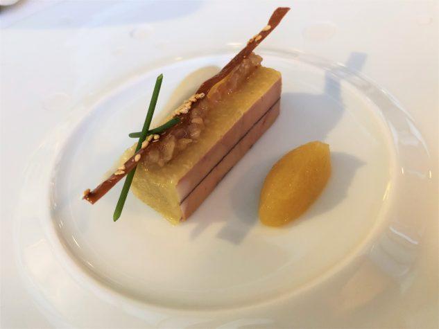 Foie Gras Parfait, Portwein