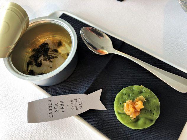 Steinköhler, Alge & Steam Bun, Spirulina, Kimchi