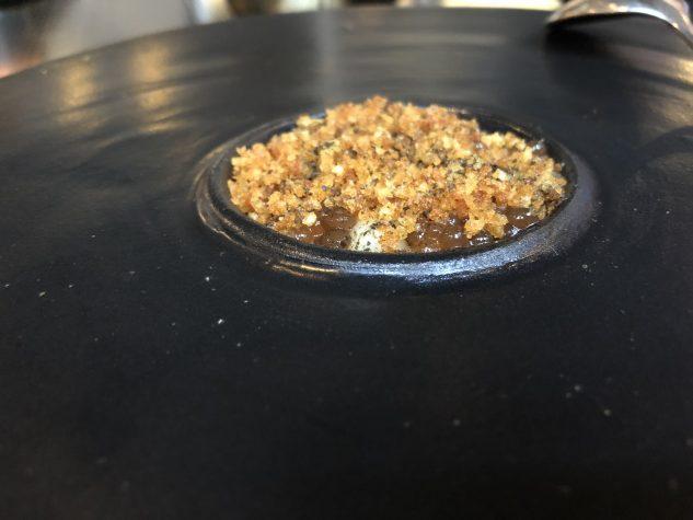 Thunfisch Tartar. Kohlrabi. Soja.