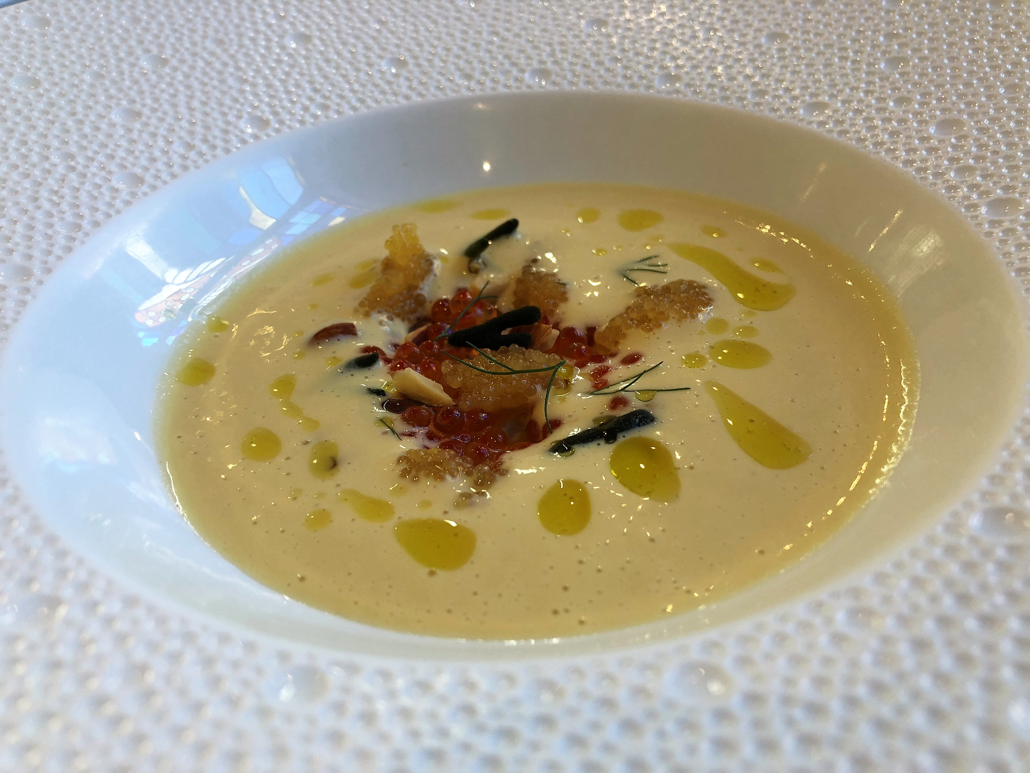 Claude Bosi at Bibendum, London