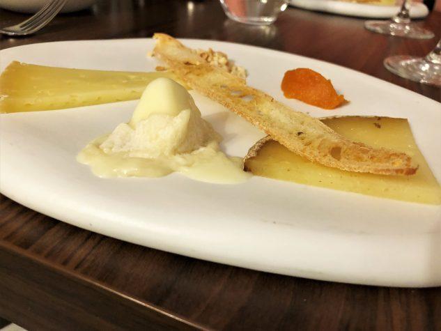Der Käse von Madame Savelli