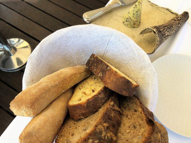 Brot & Algenbutter