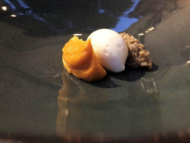 Sauerrahm / Sonnenblumenkern / Süßkartoffel
