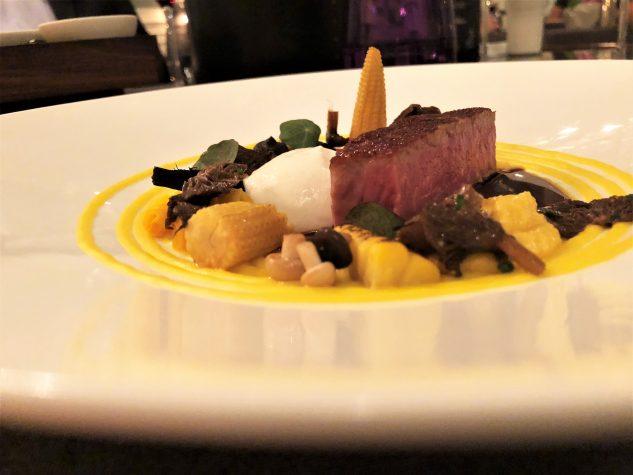 Luma Beef Teil 2: Roastbeef mit Mais und Kürbis