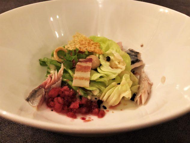 Amuse Bouche: Caesar Salad
