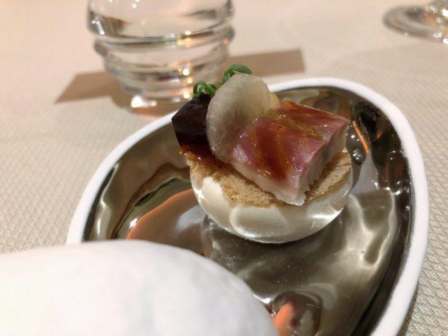 Apéro: Ostseeaal mit Anisbaiser