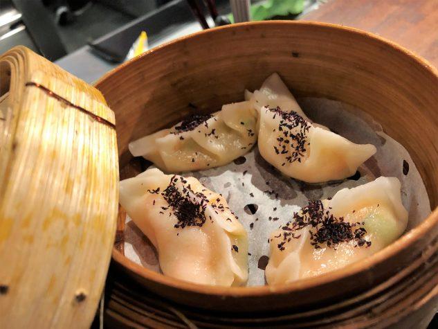 Garnelen Dumpling