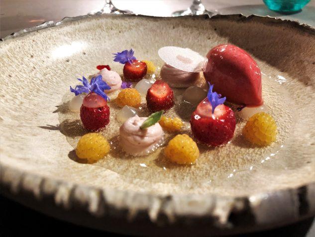 ONE's GARTENFREUDEN - Rote Früchte, Lavendel, Holunderblüte