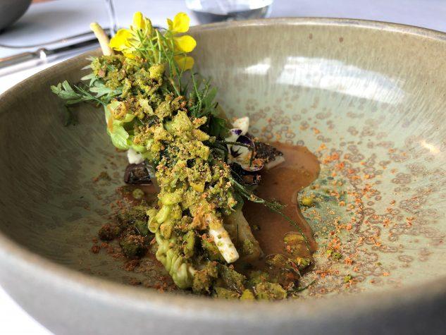 Pure C Salat der Woche, Meeräsche