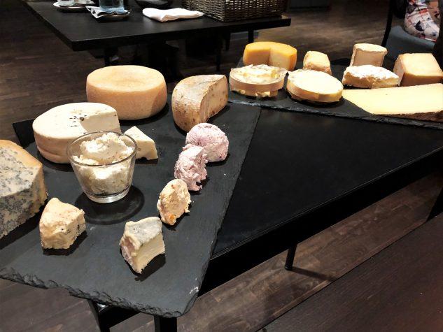 Les fromages d'ici & d'ailleurs