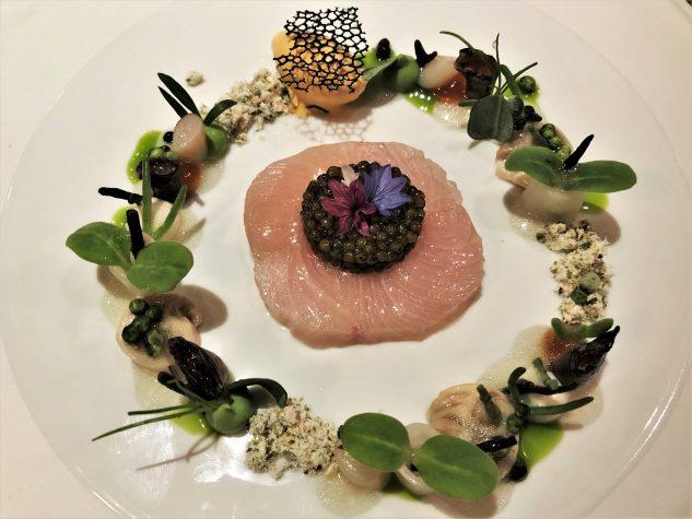Kampachi [Japan] | Strandkräuter | Jodige Aromen | Caviar [N25]