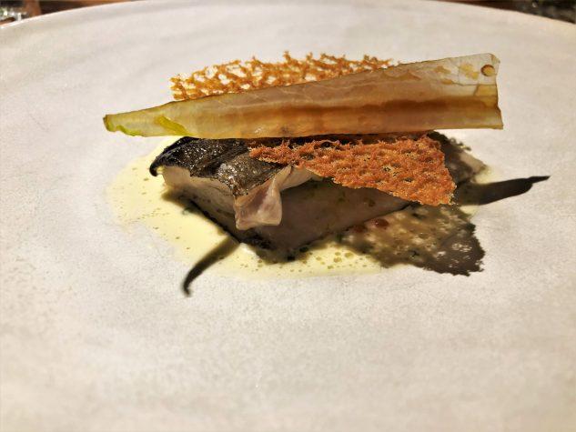 "Dry Aged Forelle ""Japanische Müllerin Art"""