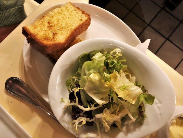 Salat, Brioche