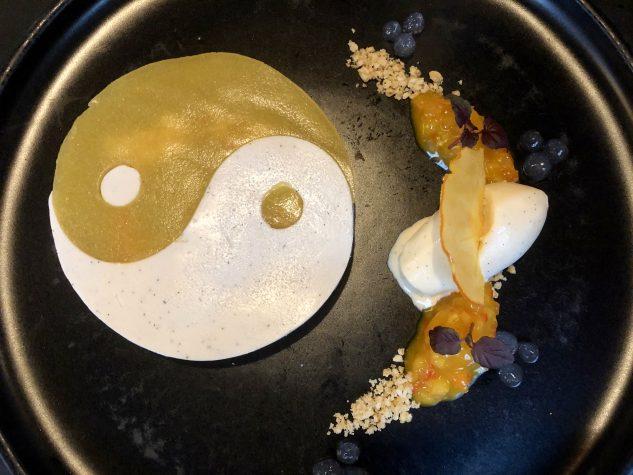 Ying & Yang - Kaki - Sesam