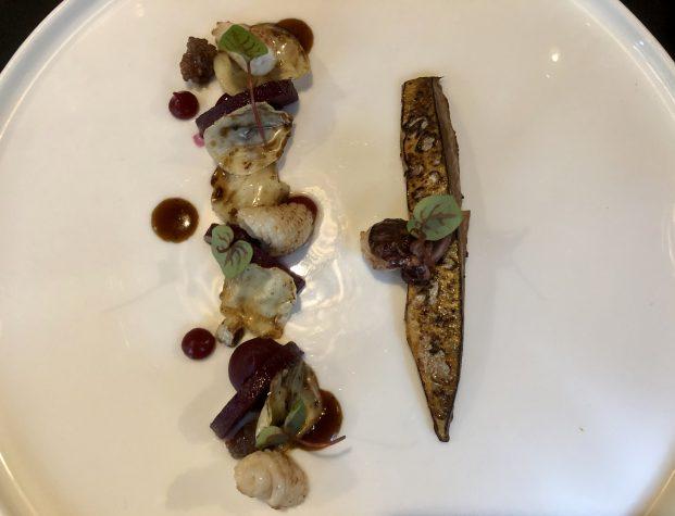 Makrele - Calamaretti - Bulgogi