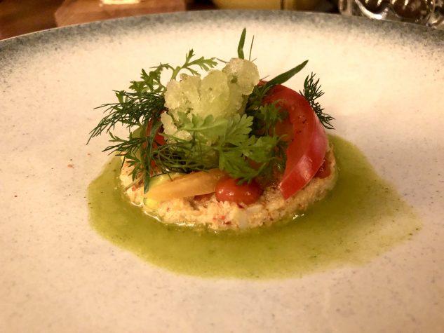 Bretonischer Hummer / Bunte Tomaten / Kräuter