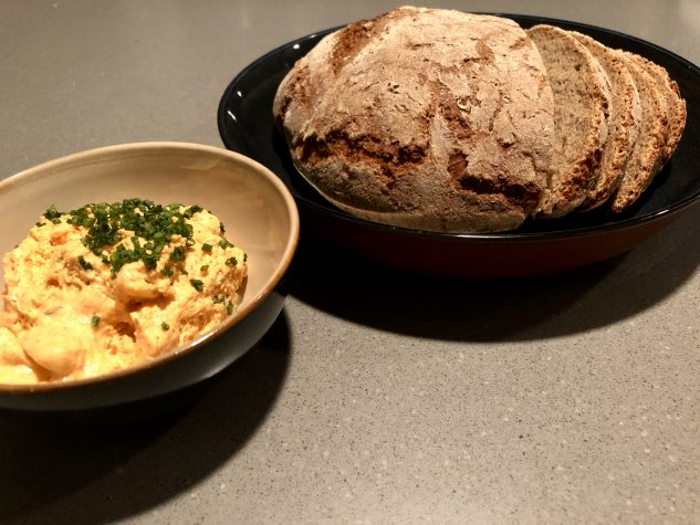 Brot & Aufstrich