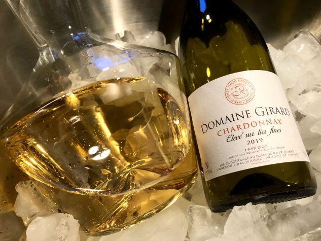 2019 Domaine Girard Chardonnay Elevé sur lies fines