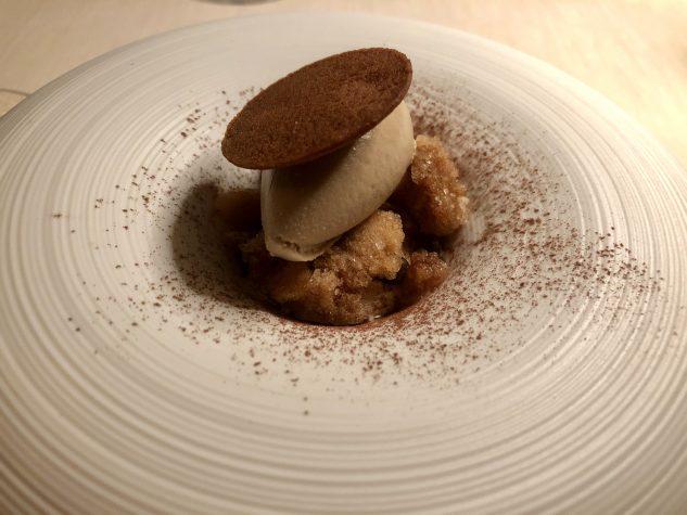 Pré-Dessert: Tirami Su