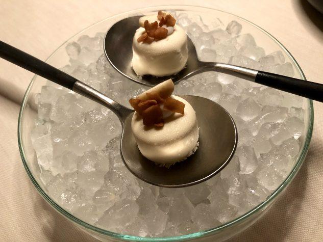 Kokos-Eiskonfekt